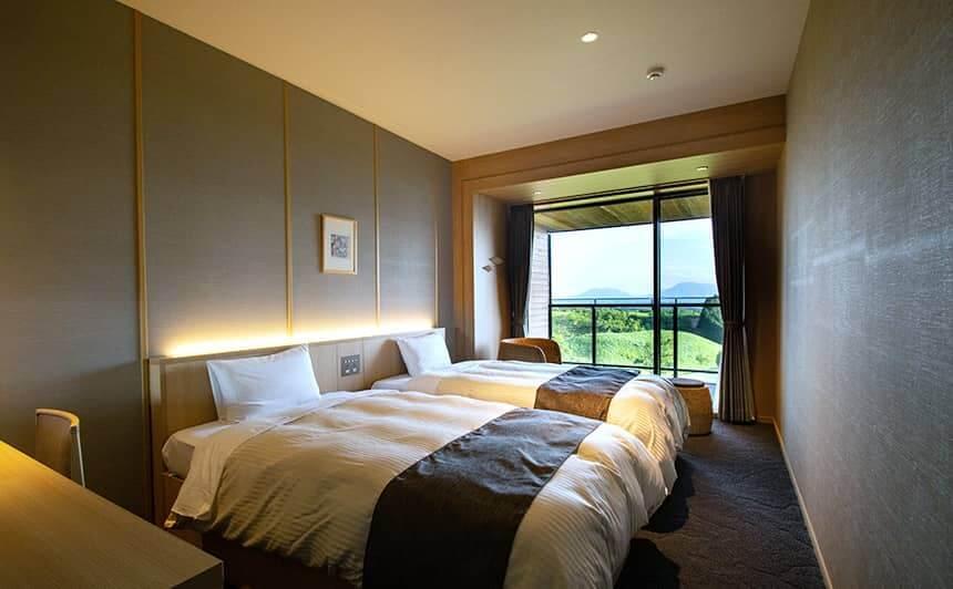 瀬の本高原ホテル客室